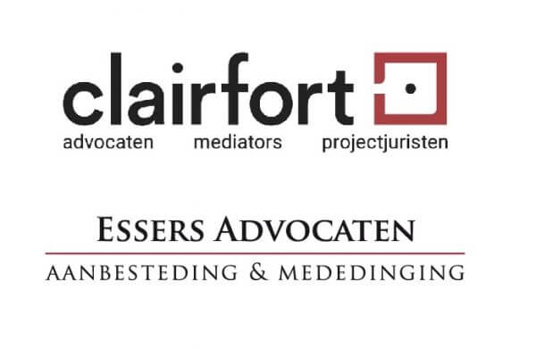 Clairfort and Essers Attorneys-at-law merge. Clairfort expands on the fields of competition law, procurement law and regulatory.